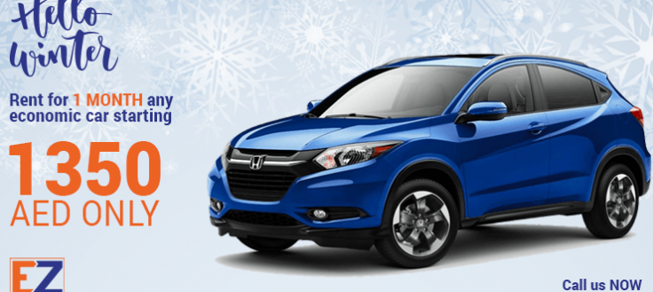 ez rent car winter offer